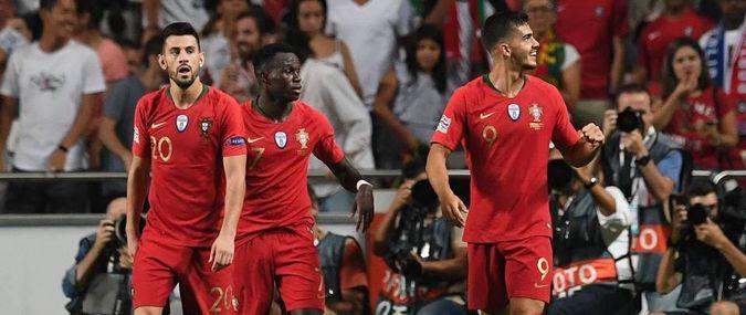 Прогнозы на футбол сегодня португалия уэльс