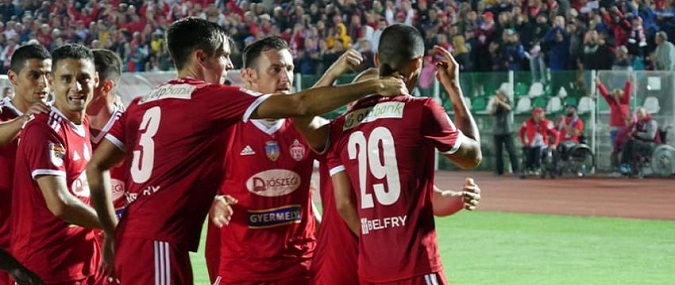 Прогнозы на футбол динамо бухарест