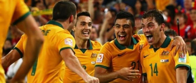 Прогноз на футбол австралии