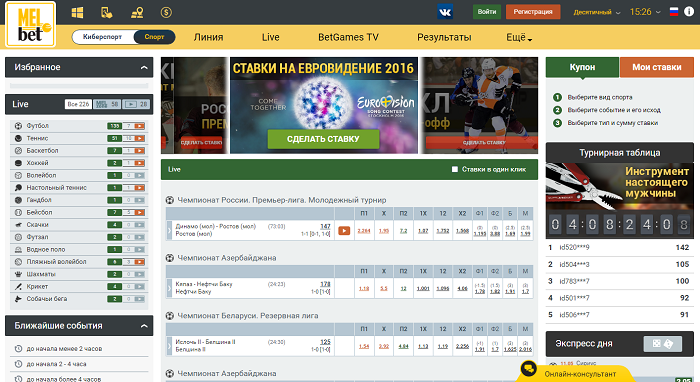 Как выигрывать онлайн ставки на спорт — Sportonbet